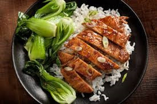 chicken teriyaki rumahan