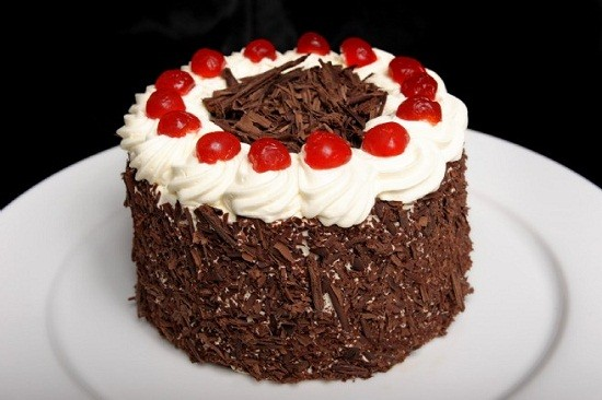 black forest pondan kukus