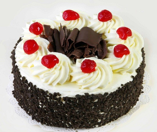 black forest sederhana