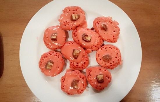 KUE CUBIT STRAWBERRY